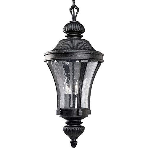 Progress Lighting P5538-71 Nottington Iron Outdoor Hanging Lantern