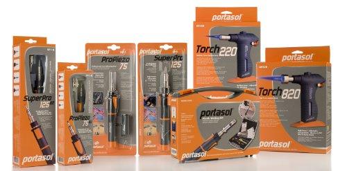 Portasol 011280240 Pro Piezo 75 Watt Butane Powered Soldering Iron by Portasol (Image #3)