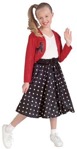 Rubie (Polka Dot Rocker Child Costumes)