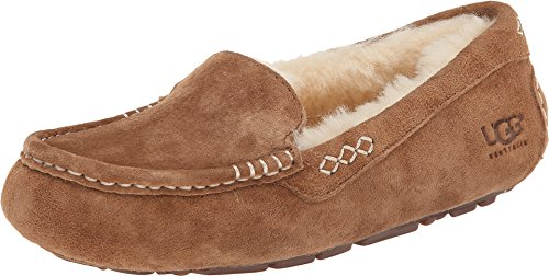 UGG Women's Ansley Moccasin, Chestnut, 8 B US for sale  Delivered anywhere in USA