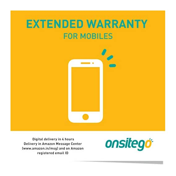 Onsitego Extended Warranty for Mobiles (Rs. 25,001 to Rs. 30,000) for B2B