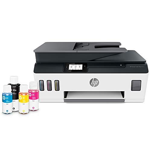 Purchase HP Smart -Tank Plus 651 Wireless All-in-One Ink -Tank Printer | up to 2 Years of Ink in Bot...