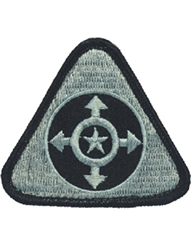 Individual Ready Reserve IRR ACU Patch - Foliage Green