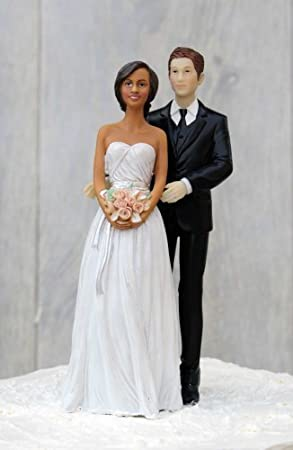 Entertaining answer interracial bride and groom wedding cake topper opinion