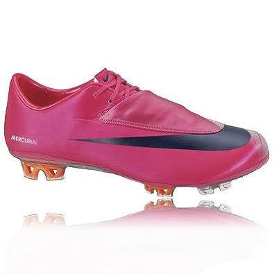 Nike - Botas de fútbol para Hombre Rosa Rosa: Amazon.es: Zapatos y complementos