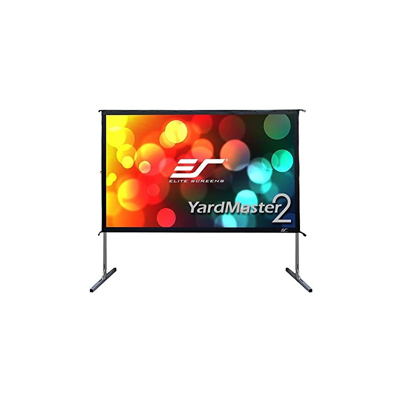 Elite Screens Yard Master 2, 90 inch Out
