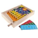 B Blesiya Table Top Pinball Toy for Kids