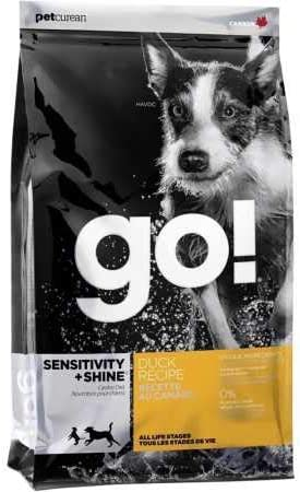 Petcurean GO Sensitivity Shine Dry Dog Food