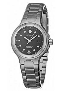 Movado Women's 2600053 Series 800 Performance Diamond Accented Watch
