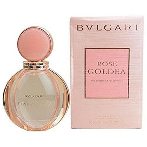 Rose Edp Spray - Bvlgari Rose Goldea Eau de Parfum Spray for Woman, EDP 3 fl oz. 90 ml