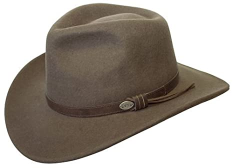 Conner Hats Men s Aussie Wool Crusher Hat at Amazon Men s Clothing store  dd47f1394e2