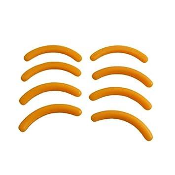 Amazon.com: eDealMax 8 Cojín piezas reemplazables Naranja ...