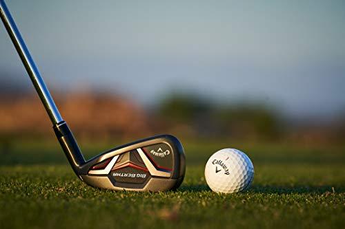 Callaway Golf 2019 Men's Big Bertha Iron Set (Set of 7 Total Clubs: 4-PW, Right Hand, KBS Max 90 Steel Shaft, Regular Flex)