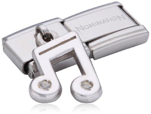 Nomination - 031710/24 - Maillon pour bracelet composable Femme - Acier Inoxydable