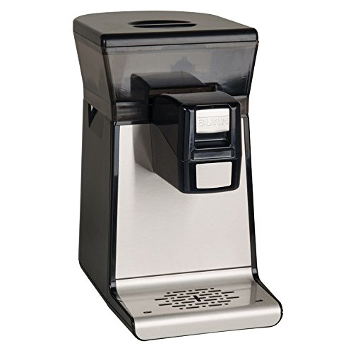 Bunn 44600.0001 MCR My Cafe Resrvoir Single Serve Coffee Brewer, Automatic with Removable Water Reservoir (120V/60/1PH) (Bunn Single Brewer)