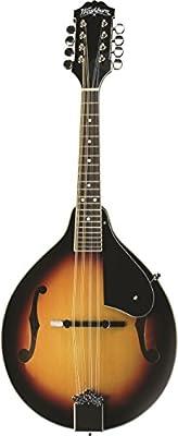 Washburn M1S A-Style Mandolin - Tobacco Sunburst