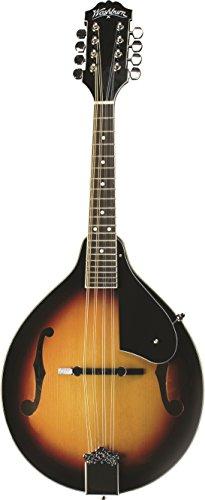 Washburn M1S A-Style Mandolin - Tobacco Sunburst by Washburn