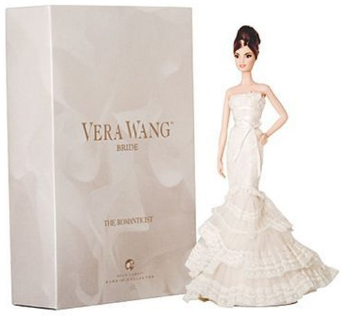 6cc7556f5c1e Amazon.com: Barbie Gold Label Collection Vera Wang Bride