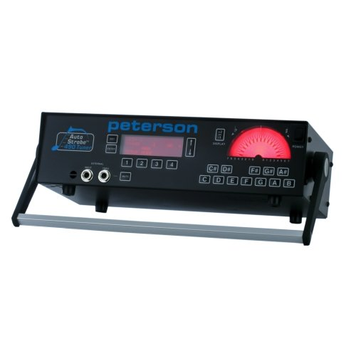 affordable Peterson AutoStrobe 490 Strobe Tuner