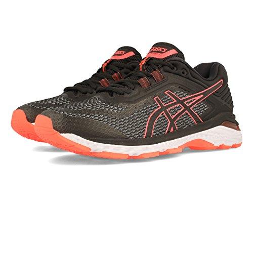 Schwarz Coral Black Pink 001 Laufschuhe 2000 Gt Women Flash Asics 6 z6H0Hq