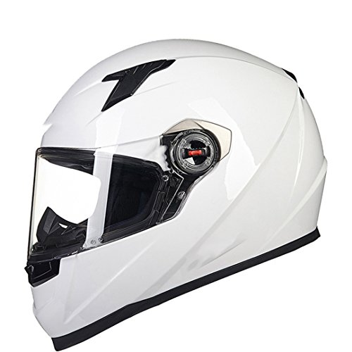 Manngsr Full Face Motorcycle Helmet Men's Racing Motorcycle Helmet 5 XL (Hawk Novelty Helmet)