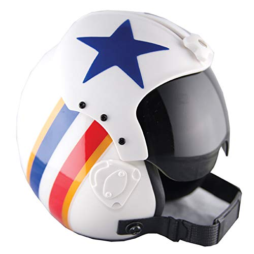 Fox Print US Navy VF-2 Bounty Hunters Authentic Mini Flight Helmet