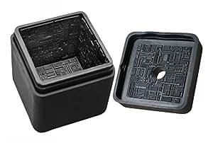 Diamond Select Toys Star Trek: The Next Generation: Borg Cube Silicone Ice Cube Tray