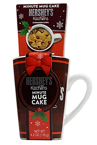 Hershey's Kitchens Cinnamon Chip Minute Mug Cake Gift Set ()