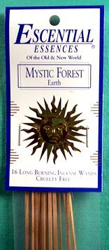 Mystic Forest Escential Essences Incense Sticks