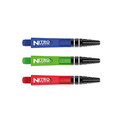 - Red Dragon Nitrotech Short Shafts Multipack & Red Dragon Checkout Card
