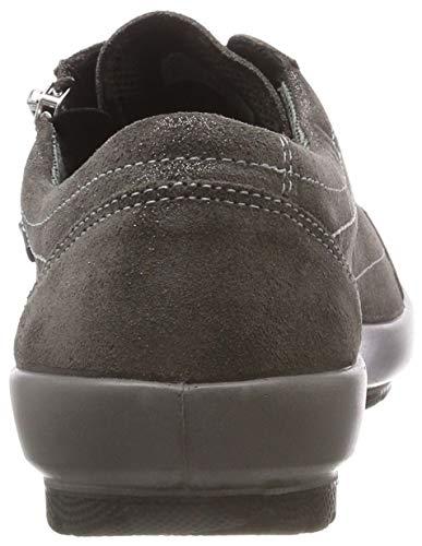 Tanaro 28 Gris ossido Para 28 Legero Mujer Zapatillas dqnSd78