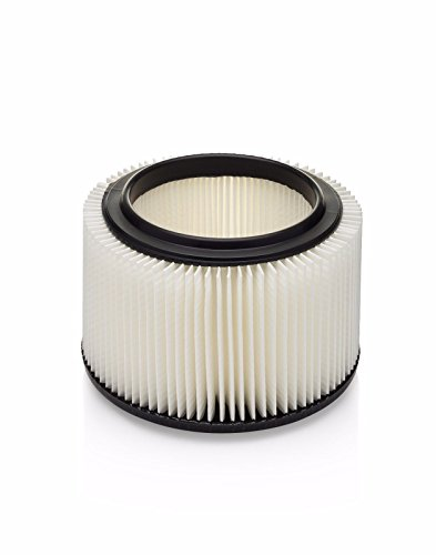 eplacement Fits Craftsman Shop Vac/917810 Wet Dry Vacuum Filter Fits 3 & 4 Gall ()