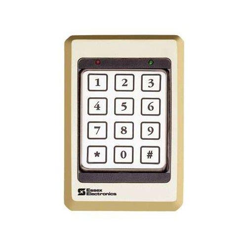 (Essex KTP103BN KTP-103-BN Keypad Readers)
