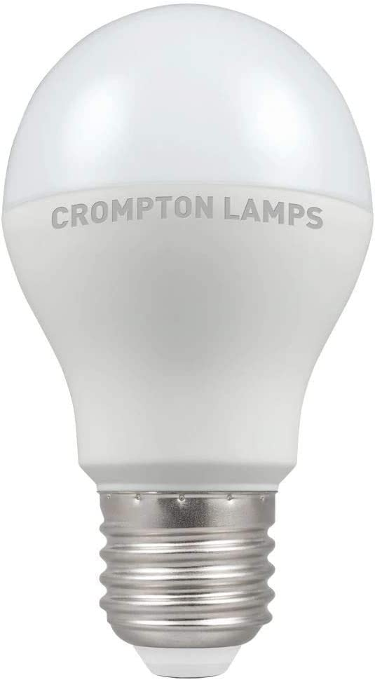 Crompton LED GLS 8.5W E27 10 Pack 2700K