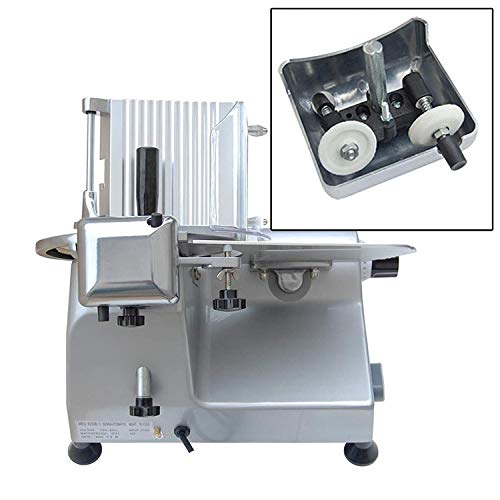 BestEquip Commercial Food Slicer 10 inch Blade 530 RPM Commercial Electric Meat Slicer 240W for Commercial and Home Use by BestEquip (Image #7)