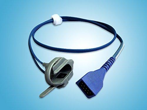 Nellcor Ds100a Oximeter Neonate Baby Spo2 Sensor Oximax 9 Pin Oximax by KONMED