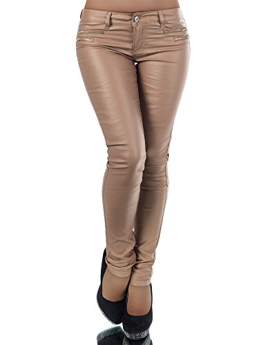 Uni Or Skinny Jeans Femme Diva Jeans qHtAxx8