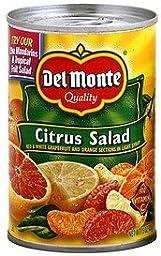 Del Monte Citrus Salad 15oz Can (Pack of 12)