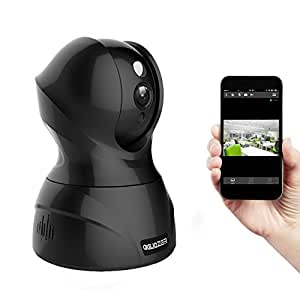 aiguozer hd wireless ip camera home security camera system baby. Black Bedroom Furniture Sets. Home Design Ideas
