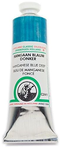 Old Holland Classic Oil Colours (Manganese Blue Deep) 1 pcs sku# 1838676MA