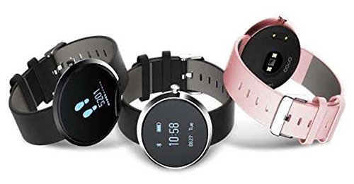 VIA Fitness Tracker wireless heart rate is a wearable monitor that gives you the complete picture of your health.