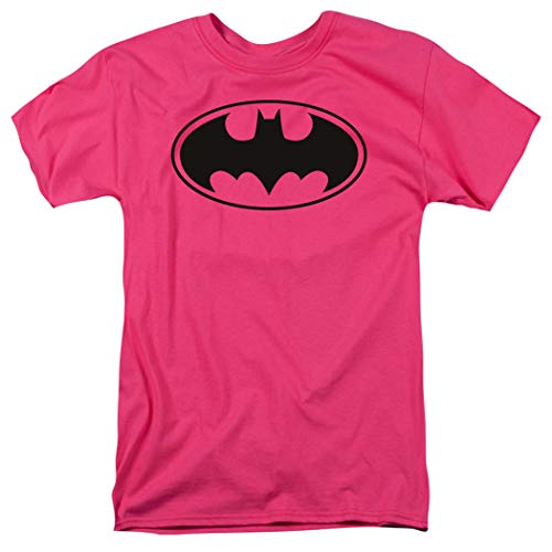 Popfunk Pink Batman Logo T Shirt & Exclusive