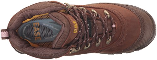 Caterpillar Women's Ally 6'' Waterproof Comp Toe Industrial and Construction Shoe, Brown, 10 W US by Caterpillar (Image #8)