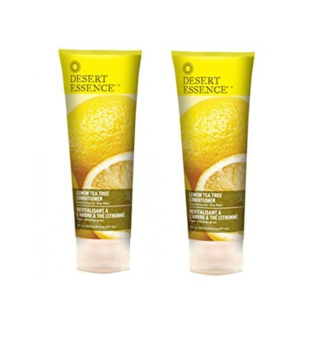 Desert Essence Lemon Conditioner with Organic Tea Tree Leaf
