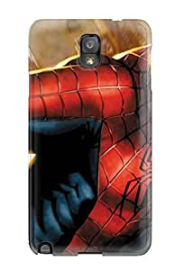3433568K73663097 Special Design Back Spider-man Phone Case Cover For Galaxy Note 3