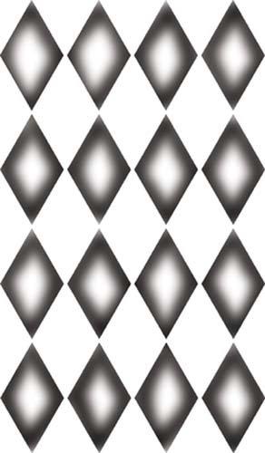 Large Harlequin Wallpaper - Designer Stencils Large Harlequin Wallpaper Wall Stencil SKU #2730 by