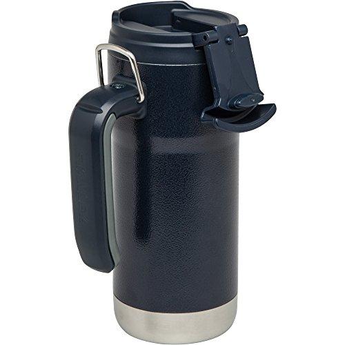 Stanley Adventure cleaner Insulated travel Mug Hammertone Navy 16 oz Commuter travel Mugs