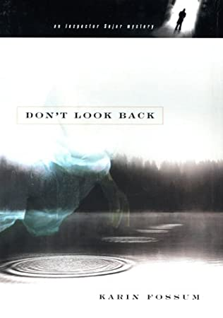 book cover of Don\'t Look Back