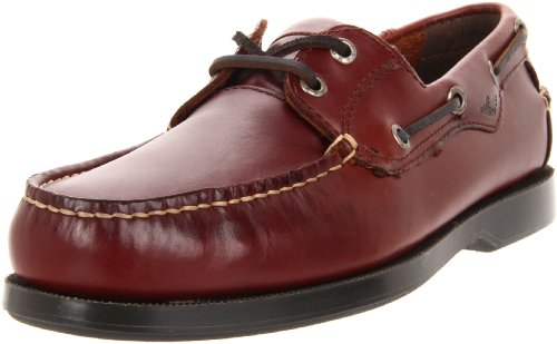 Dockers Men's Castaway Boat Shoe,Raisin,12 W (Classic Moc Slip)