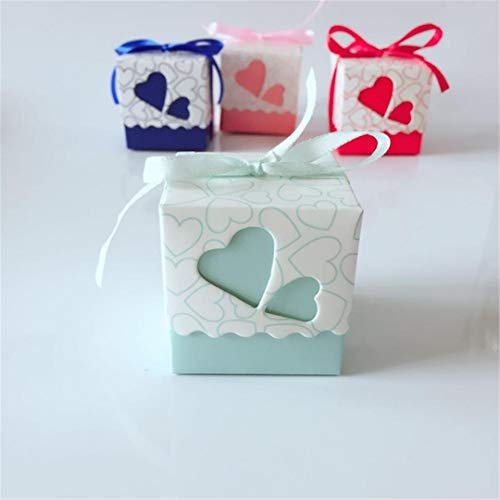 10Pcs/Lot Diy Beautiful C y Box With Ribbon
